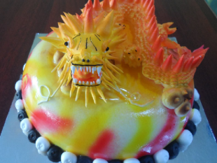 chinese-dragon-cake