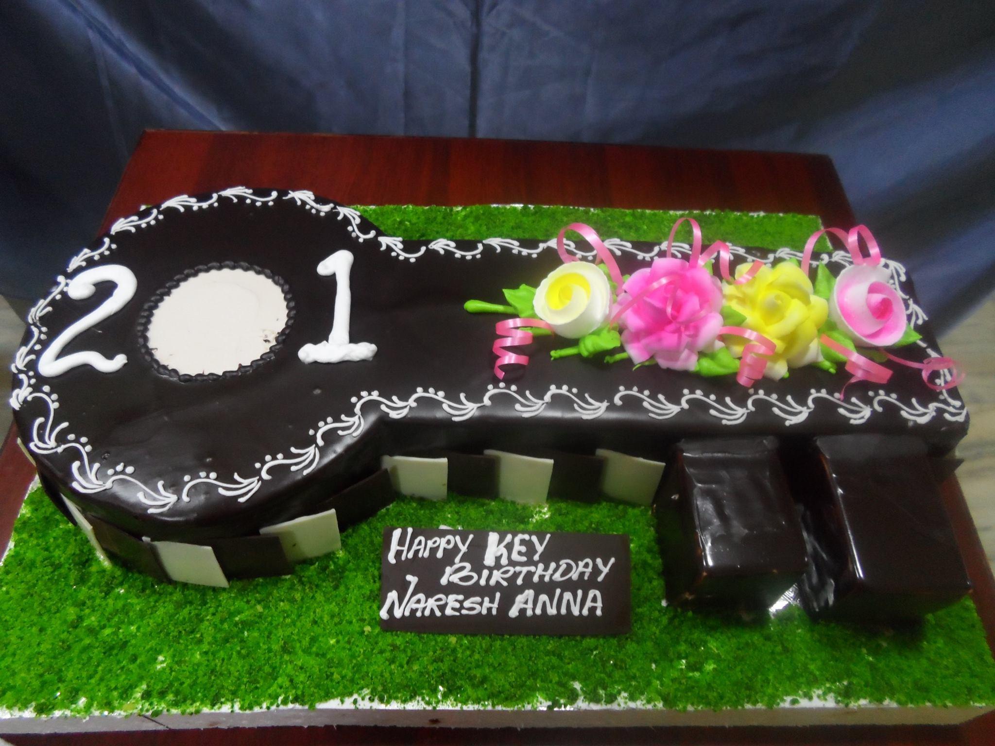 Key Cake