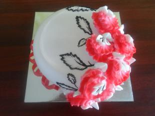 maccho-strawberry-flower-cake