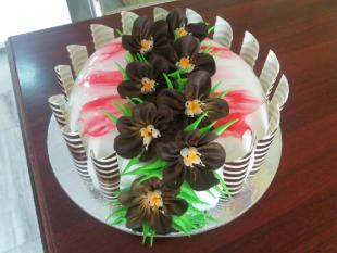 madurai-choco-flower-with-white-chocolate